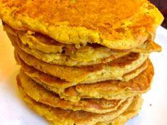 Narancsos mézeskalács sütemény - cukormentes, gluténmentes, akár vegán változatban is   Kata receptje - Cookpad receptek Pancakes, Waffles, Diy Food, Healthy Life, Food To Make, Good Food, Food And Drink, Sweets, Healthy Recipes