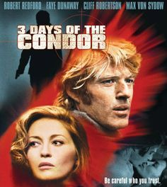 3 DAYS OF THE CONDOR with Robert Redford and Faye Dunaway is on Amazon Prime and not Netflix   #robertredford #fayedunaway