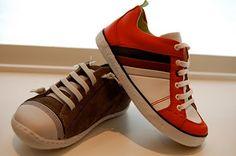 """Calçados Tip Toey Joey. Um calçado com design mais bacana que o outro. Pena que não tem para """"gente grande""""."""