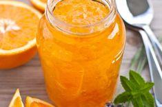 Orange Marmelade // Inspiration by Eric Bompard Chutneys, Fruit Preserves, Frozen Yoghurt, Jam And Jelly, Vegetable Drinks, Healthy Eating Tips, Food Menu, Hot Sauce Bottles, Food Inspiration