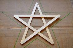 Blog sobre decoración y manualidades Diy, Table, Blog, Furniture, Home Decor, Wooden Stars, Manualidades, Decoration Home, Bricolage