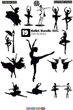 Ballet Silhouette, Silhouette Design, Silhouette Cameo, Kids Choice Award, Choice Awards, Stencils For Wood Signs, Svg Files For Cricut, Invitation Design, Cricut Design