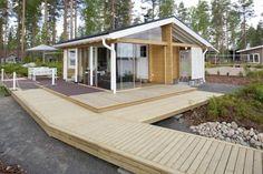 Finnlamelli Oy - Rantasauna | Asuntomessut