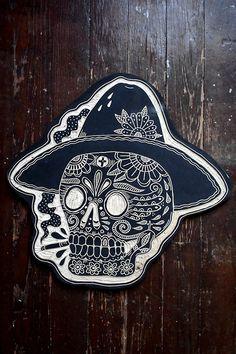 Sugar Skull. 2013