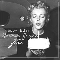Marilyn Monroe's Bday 88 facebook.com/sejacomoflor