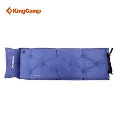 KingCamp Base Camp L Inflatable Camping Sleeping Mat/Pad for Hiking, Travel
