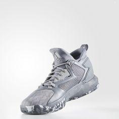 adidas - D Lillard 2.0 Shoes Grey Shoes 6640f19382