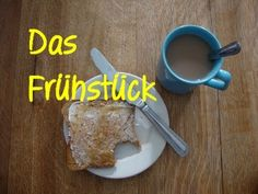 Learn German: Das Frühstück - YouTube
