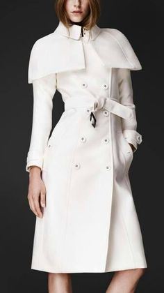 Burberry. Scandal made this coat super famous!!! I WANT IT!!!