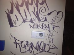 Throw up by Dope.....