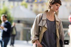 J'ai Perdu Ma Veste / Saskia De Brauw – Paris. // #Fashion, #FashionBlog, #FashionBlogger, #Ootd, #OutfitOfTheDay, #StreetStyle, #Style