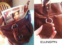 Your Ellington Handbag will always be right by your side. Hobo Purses, Hobo Handbags, Purses And Handbags, Ellington Handbags, Oxford Brogues, Purses