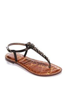 7ff77a04f1269e Sam Edelman Sandals - Gwyneth Studded Thong