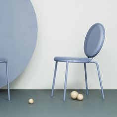 Minimalistic and pure. This is how Dimma Chair could be described which was inspired by the iconic Thonet bistro chairs which are widely regarded as a. Patio Furniture Sets, Design Furniture, Chair Design, Home Furniture, Furniture Ideas, Multipurpose Furniture, London Design Festival, Bistro Chairs, Design Blog