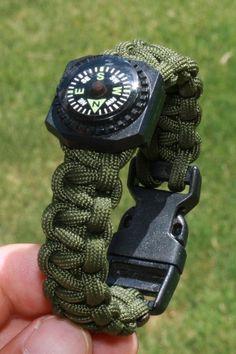 Do it yourself survival part 1 3 low cost diy projects for survival bracelet solutioingenieria Images