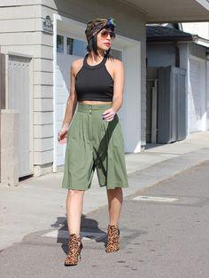 Trend Talk: Culottes