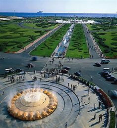 Xinghai Square | Xinghai Square – A Must Visiting Place