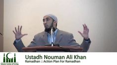 Ramadan 2015 Action Plan - Full Lecture -  Nouman Ali Khan
