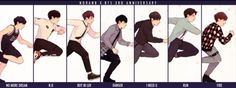 BTS: The Evolution of Jungkook. [K-pop]