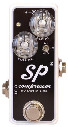 Xotic SP Compressor