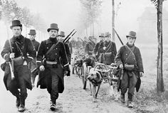 Belgian soldiers of the First World War