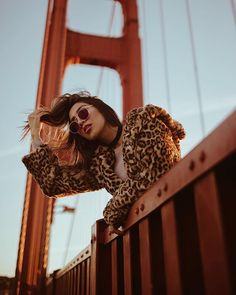 ⠀ Do the universe a favor - embrace your magic. San Francisco Golden Gate Bridge ⠀ Shop colors 👉 www.RainbowOPTX.com 🌈⠀ ⠀ ⠀ 📷 @megancarlos ⠀ ⠀