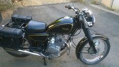 "Honda 125 CMC 1987 ""Vintage"""