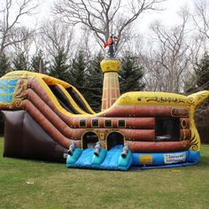16 best inflatable obstacle course fun images inflatable obstacle rh pinterest com