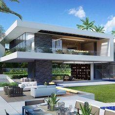 Moderne Luxus Haus Designs