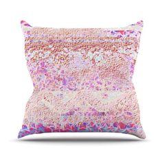 "Kess InHouse Marianna Tankelevich ""Broken Pattern"" Outdoor Throw Pillow, Pink/Purple, 26 by 26-Inch Kess InHouse http://www.amazon.com/dp/B00JDE5WJS/ref=cm_sw_r_pi_dp_8OPwub115835V"