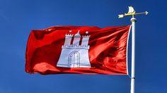 #Hamburg #Flagge #flag