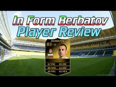 FIFA 14 FUT In-Form DIMITAR BERBATOV [83] Player Review and In Game Stats