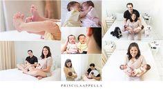 Twins Isabela e Davi - BLOG - Priscila Appella Fotografia Life style Newborn photography Bebês Babies