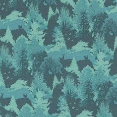 Highlands: Urban Boundry in Turquoise