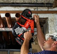 Milwaukee M18 FUEL Brushless Band Saw