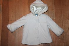 Velour jacket, 18 months - merrilymerrily.ca