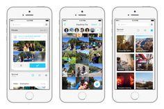 Facebook lanza Moments, una app para compartir fotografías