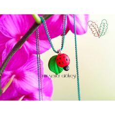 Ladybird polymer clay
