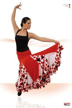falda de ensayo flamenco - Buscar con Google