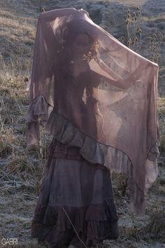 Moonalia - unique handmade ladies dresses & jewellery by Zoltan Gabri, via Behance