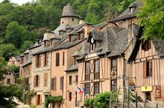 France's 11 Most Beautiful Villages Accessible Only by Car | Architectural Digest