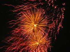 Vacation, Fireworks, Celebration, Red, Festival #vacation, #fireworks, #celebration, #red, #festival