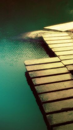 Water dock #iPhone #5s #Wallpaper
