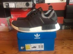 "Adidas NMD R1 PK Boost ""Japan Grey"" S81849 