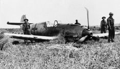 aircraft wreck battle of britain 8 20 Historical Photos of Downed Luftwaffe Aircraft during the Battle of Britain