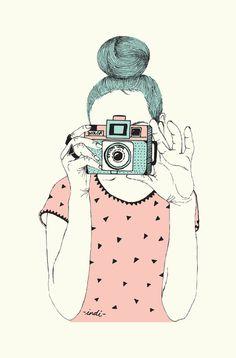 """""""Say cheese"""" Art Print by Indi Maverick"""