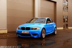 Such a beauty BMW 1M