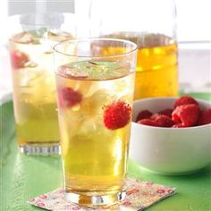21 Favorite Iced Tea Recipes                     -                                                   Relax with a tall, refreshing glass of iced tea this summer. Try one of these homemade recipes for sweet tea, raspberry tea, mint tea and more.