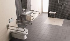 If you are looking for a reliable and professional disabled Bathroom design in Southampton, BST Bathrooms is the company to call today. Ada Bathroom, Handicap Bathroom, Bathroom Images, Bathroom Ideas, Relaxing Bathroom, Natural Bathroom, Small Bathrooms, Bathroom Designs, Bathroom Storage