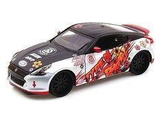 Maisto Premiere DC   2009 Nissan 370Z  1:24 G scale # SB-B #Maisto #Nissan